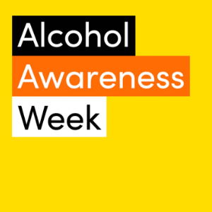 Alcohol Awareness Week 16-22nd November 2020