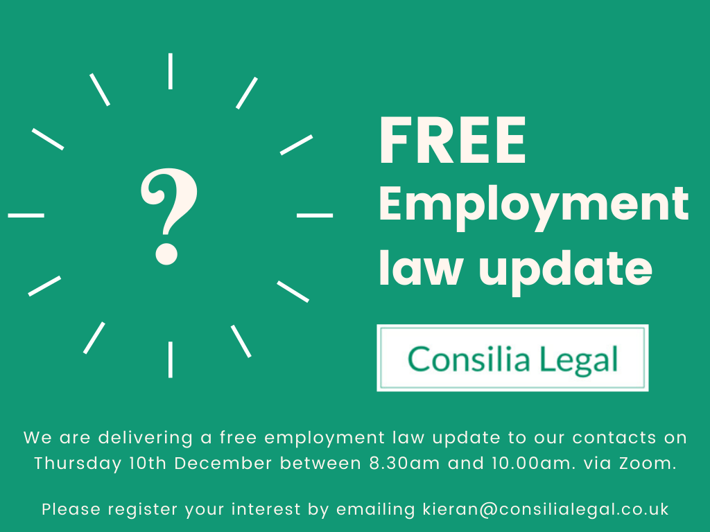 Free Employment Law Update